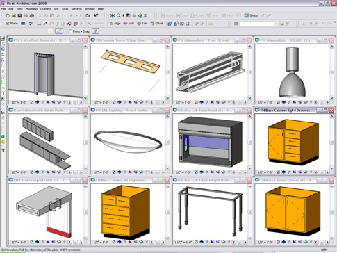 Revit add-on smart browser free for family search & efficient.